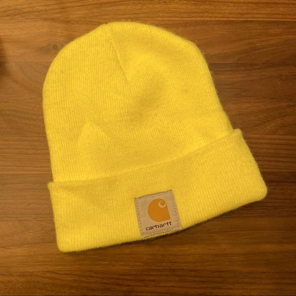 Carhartt Neon Winter Hat